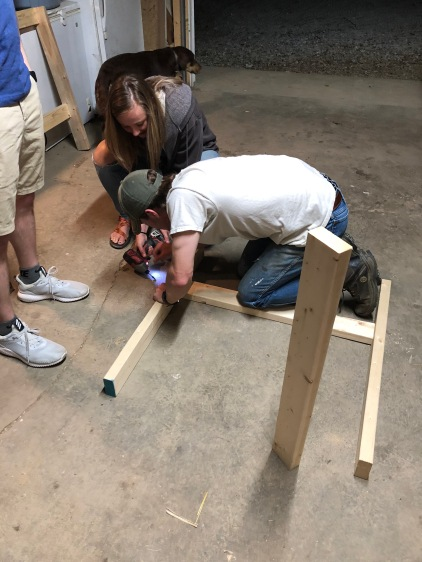 Building the Hutch